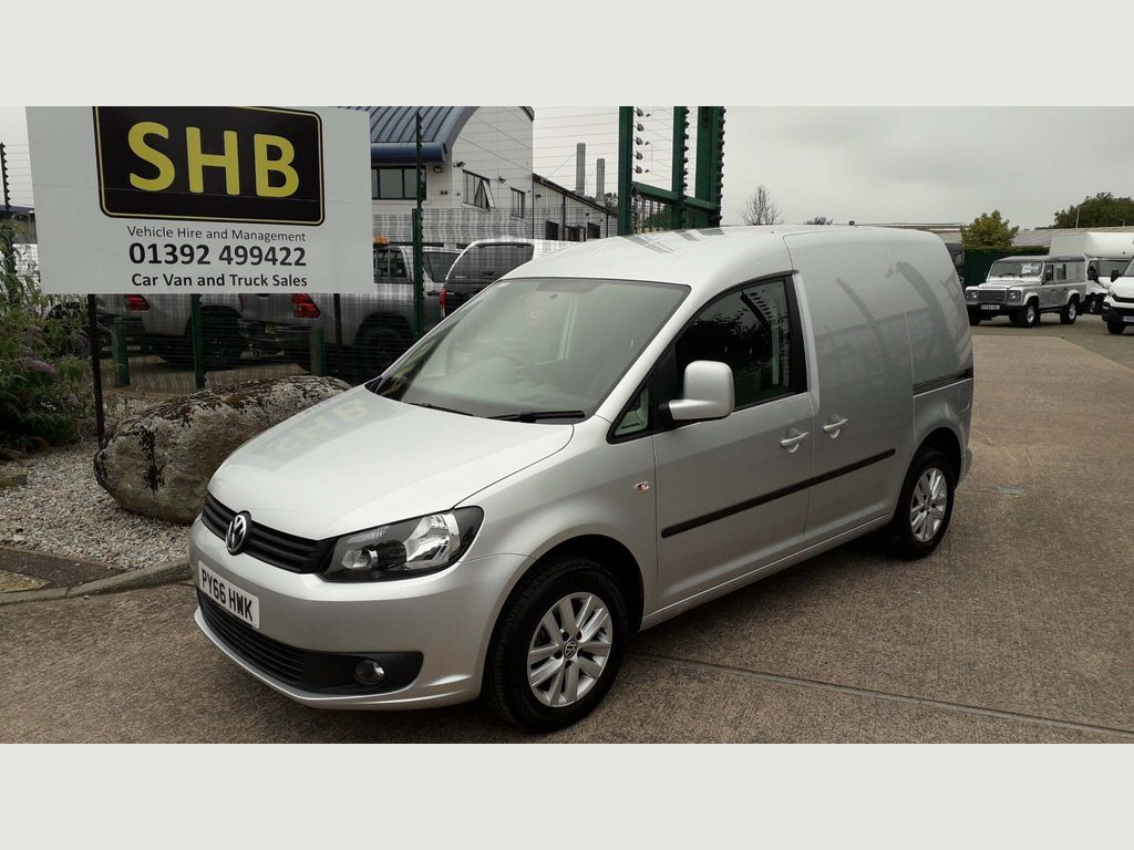 Volkswagen Caddy Panel Van 1.6 TDI C20+ Highline 5dr