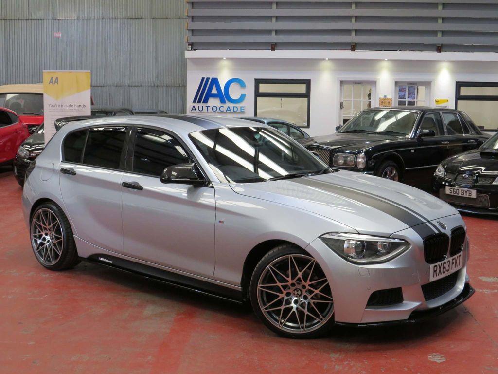 BMW 1 Series Hatchback 2.0 120d M Sport Sports Hatch (s/s) 5dr