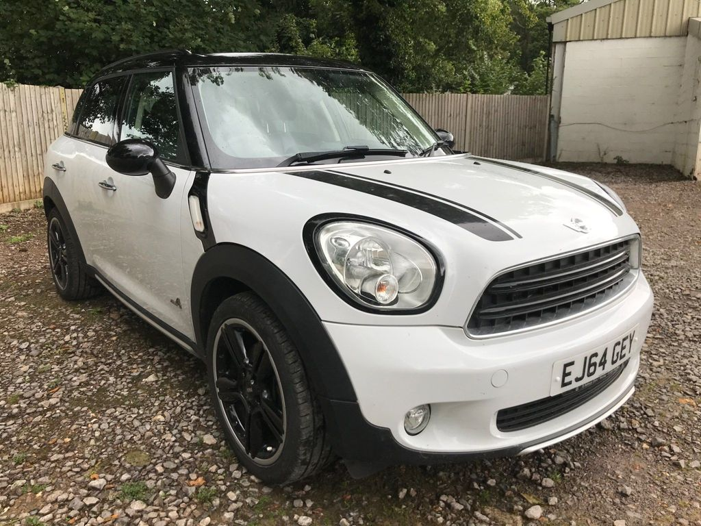 MINI Countryman SUV 1.6 Cooper (Chili) ALL4 5dr