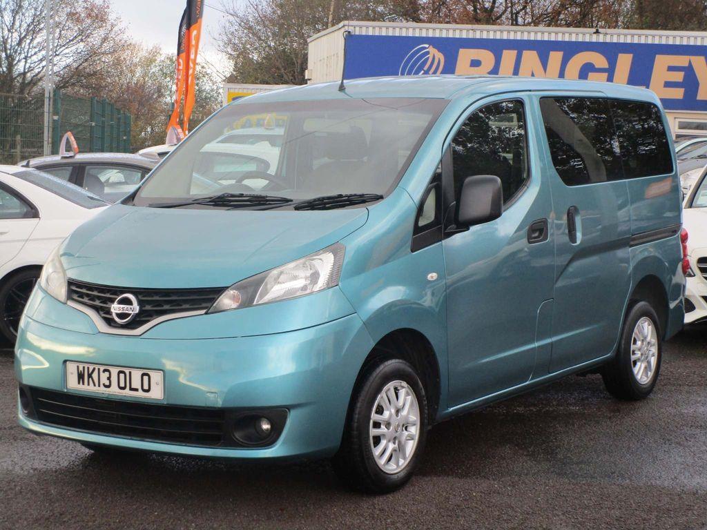Nissan NV200 MPV 1.5 dCi SE EU5 6dr (7 Seat)