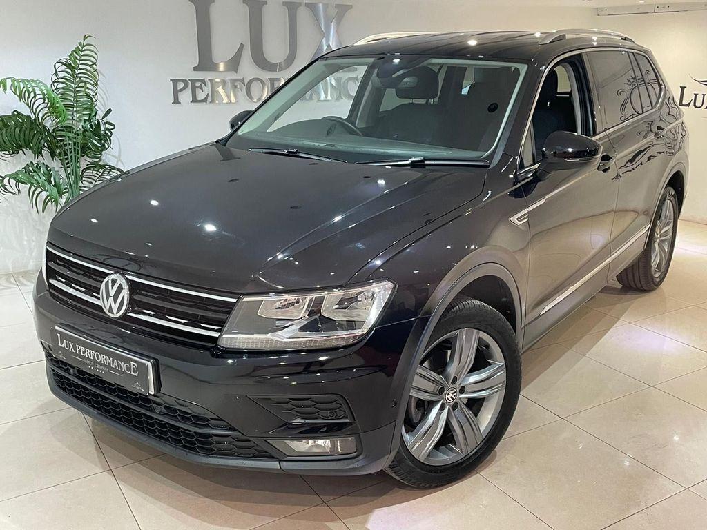 Volkswagen Tiguan Allspace SUV 1.5 TSI EVO Match (s/s) 5dr
