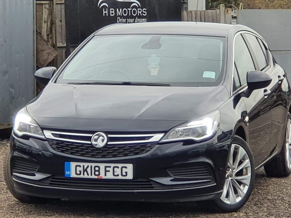 Vauxhall Astra Hatchback 1.6 CDTi ecoTEC BlueInjection SE 5dr