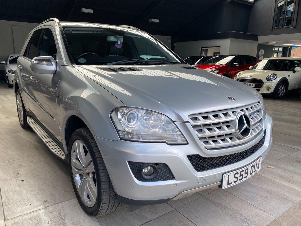 Mercedes-Benz M Class SUV 3.0 ML300 CDI BlueEFFICIENCY Sport 7G-Tronic 5dr