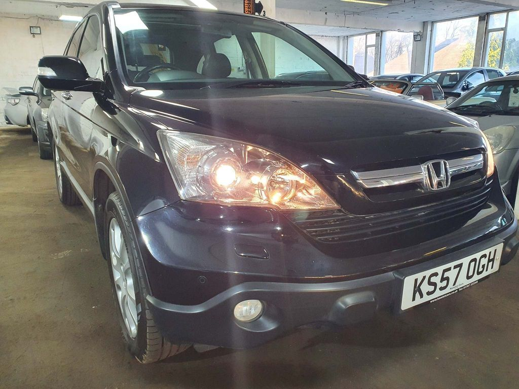 Honda CR-V SUV 2.2 i-CDTi EX 5dr