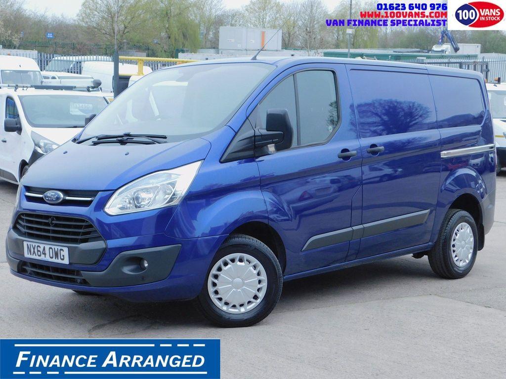 Ford Transit Custom Panel Van SOLD SOLD SOLD