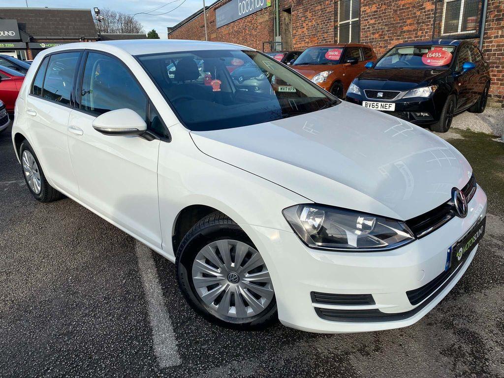 Volkswagen Golf Hatchback 1.6 TDI BlueMotion Tech S (s/s) 5dr