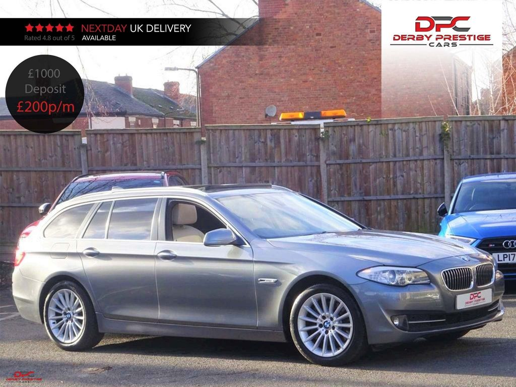 BMW 5 Series Estate 3.0 530i SE Touring 5dr
