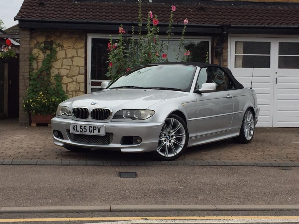 BMW 3 Series Convertible 3.0 330Cd Sport 2dr