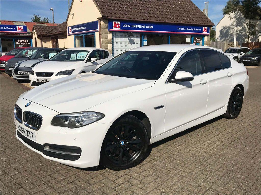 BMW 5 Series Saloon 2.0 518d SE 4dr
