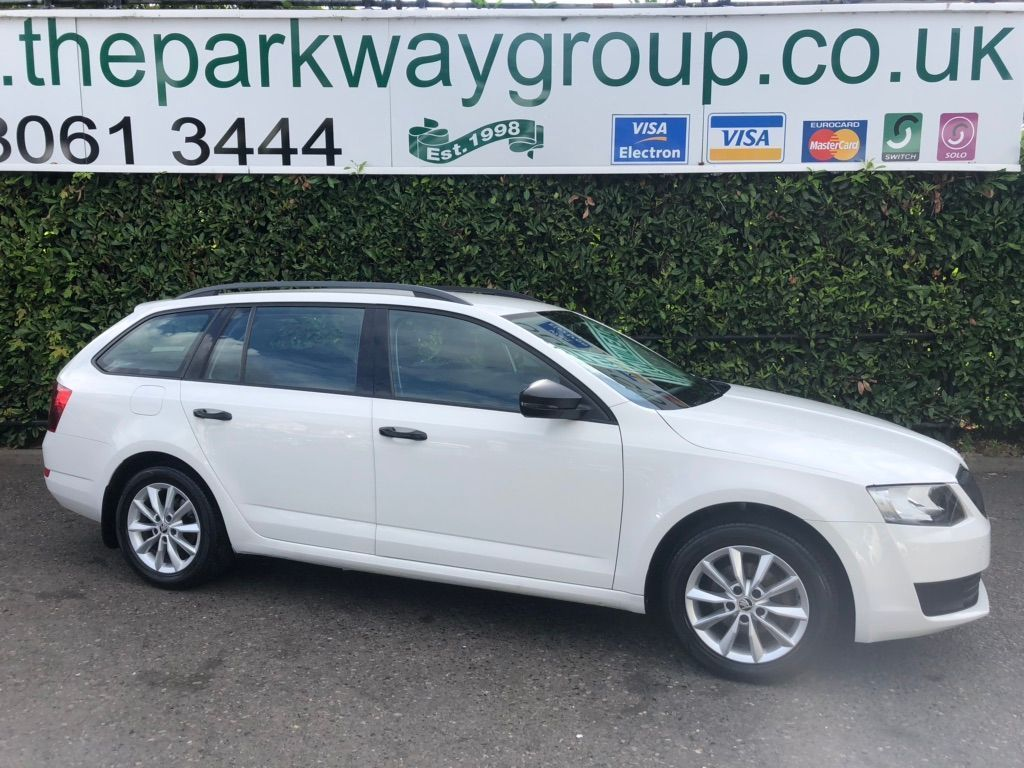 SKODA Octavia Estate 1.6 TDI CR S 5dr