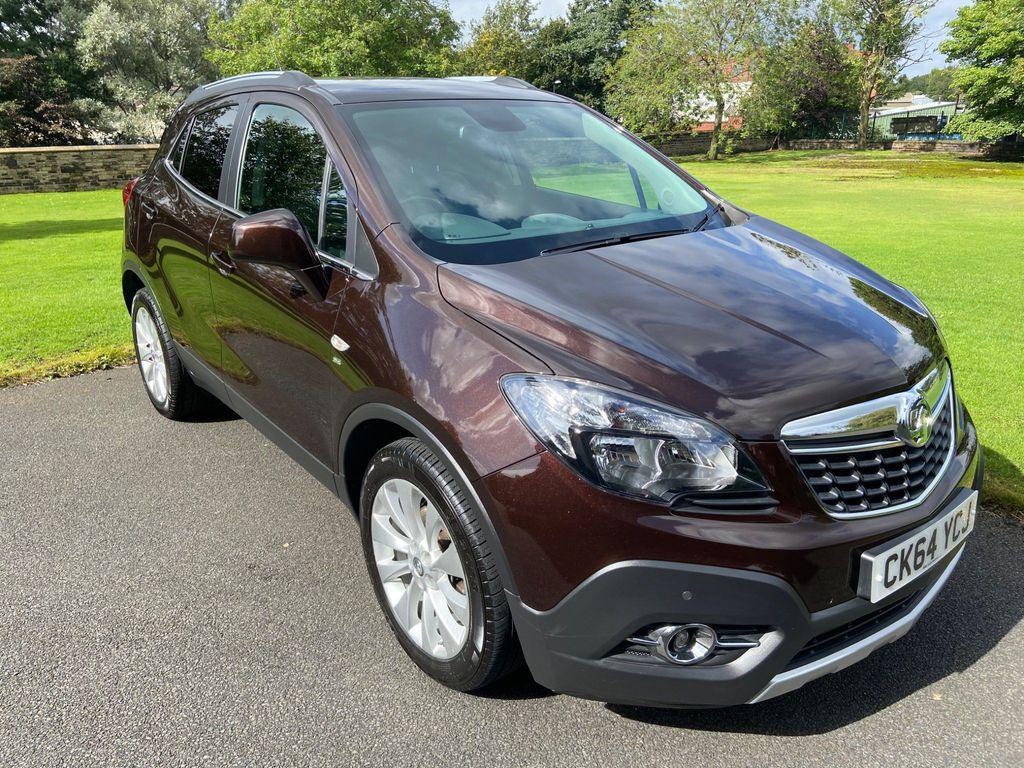 Vauxhall Mokka Hatchback 1.7 CDTi 16v SE 4x4 (s/s) 5dr
