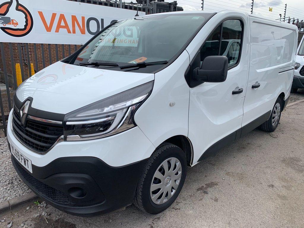 Renault Trafic Panel Van 2.0dCi 120 ENERGY BUSINESS PLUS (A/CON)