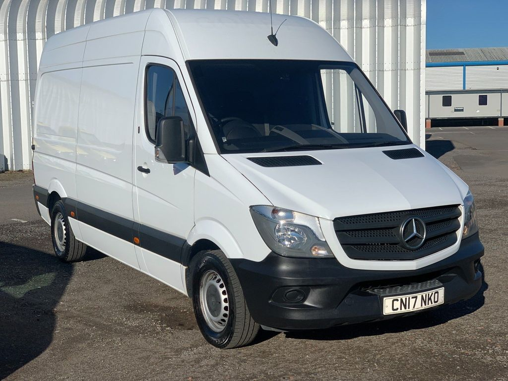 Mercedes-Benz Sprinter Panel Van 316 CDI EURO 6 MWB HY ROOF