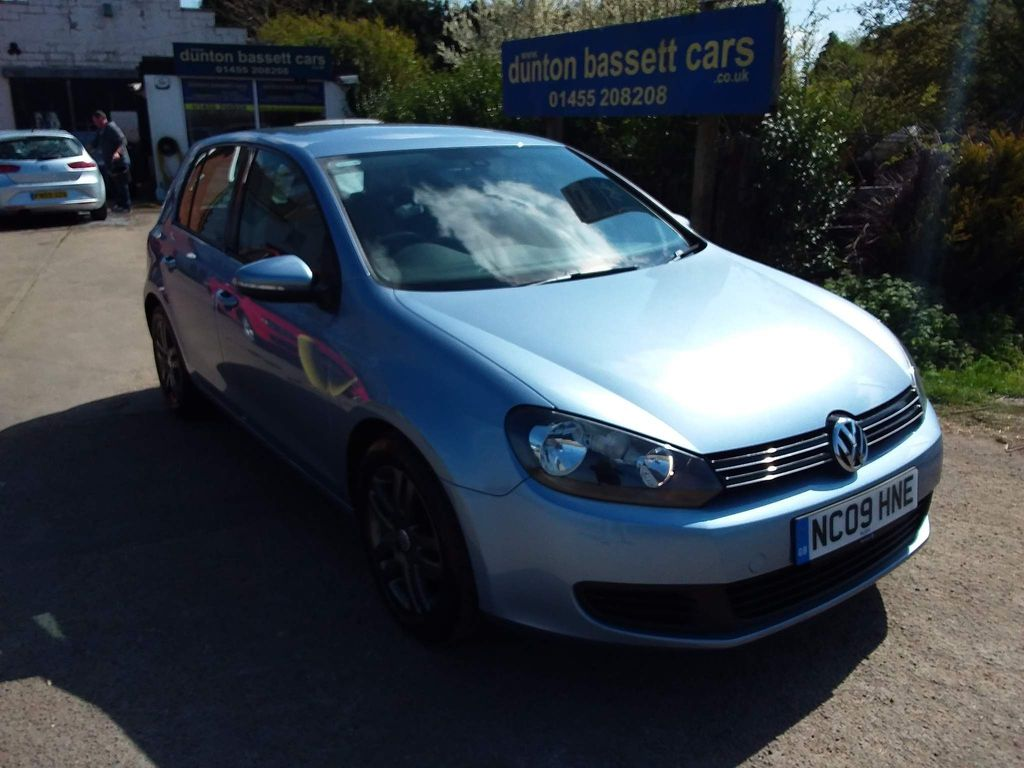 Volkswagen Golf Hatchback 1.6 TDI BlueMotion Tech SE 5dr