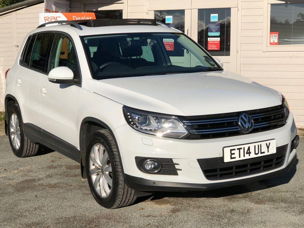 Volkswagen Tiguan SUV 2.0 TDI BlueMotion Tech Match DSG 4MOTION (s/s) 5dr