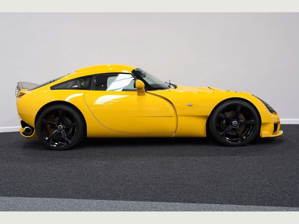 TVR Sagaris Coupe 4.0 2dr