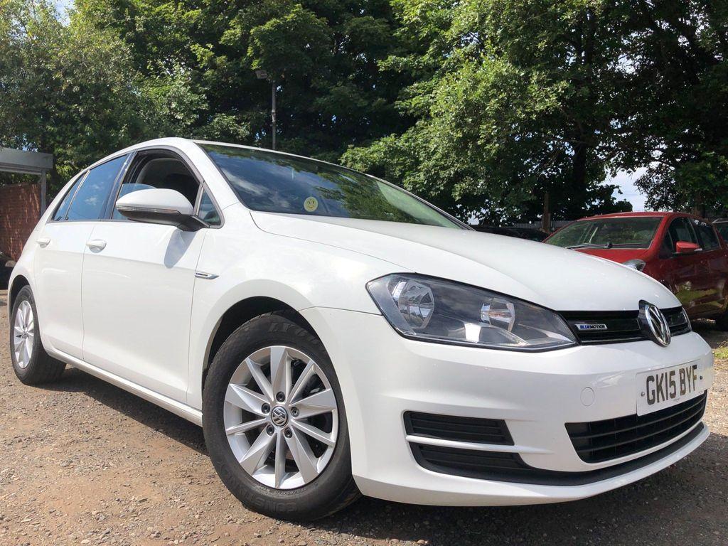 Volkswagen Golf Hatchback 1.6 TDI BlueMotion 5dr