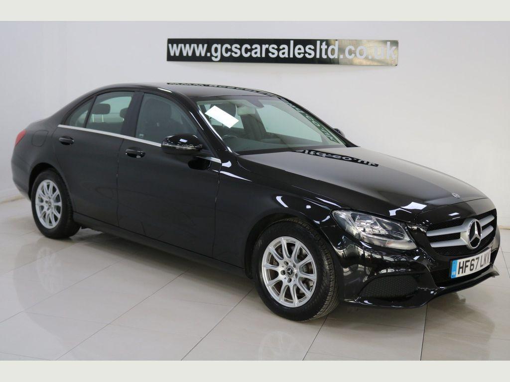 Mercedes-Benz C Class Saloon 2.1 C220d SE G-Tronic+ (s/s) 4dr