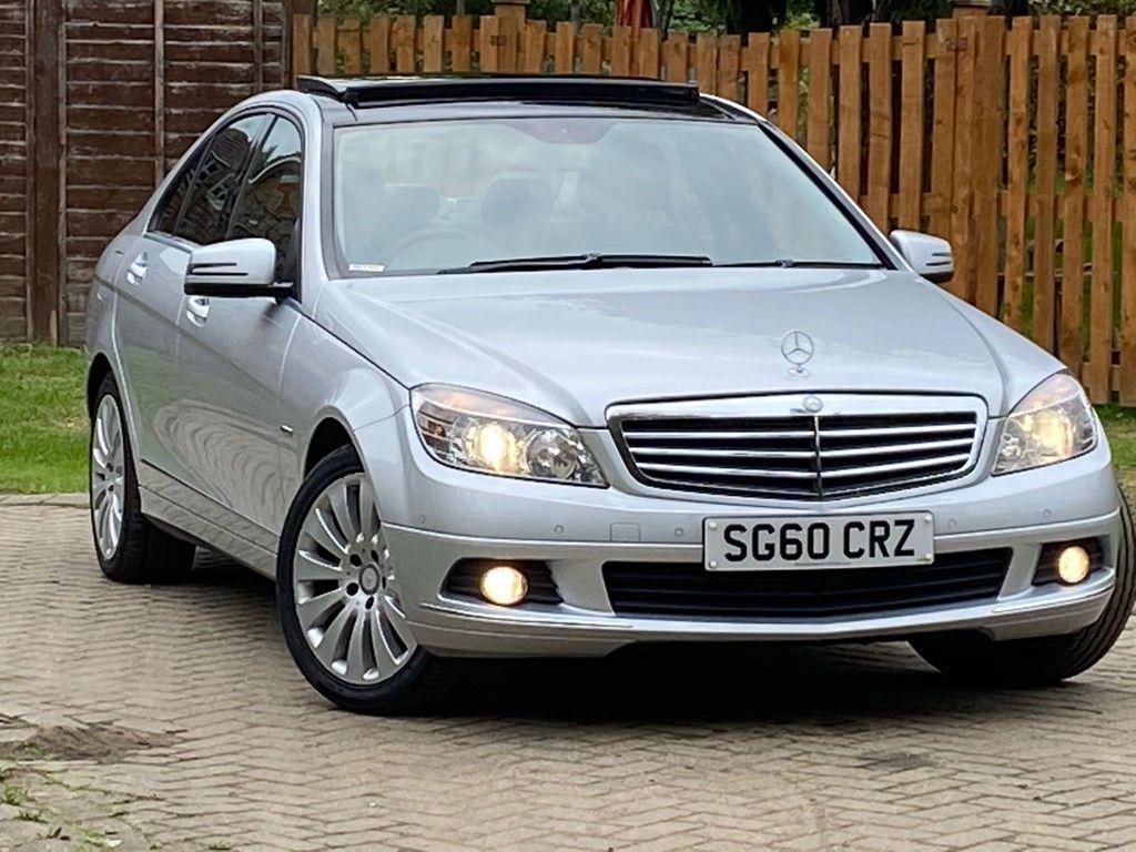 Mercedes-Benz C Class Saloon 2.1 C250 CDI BlueEFFICIENCY Elegance 4dr