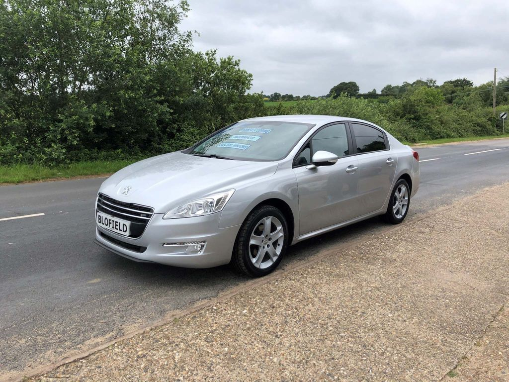 Peugeot 508 Saloon 1.6 e-HDi Access EGC (s/s) 4dr