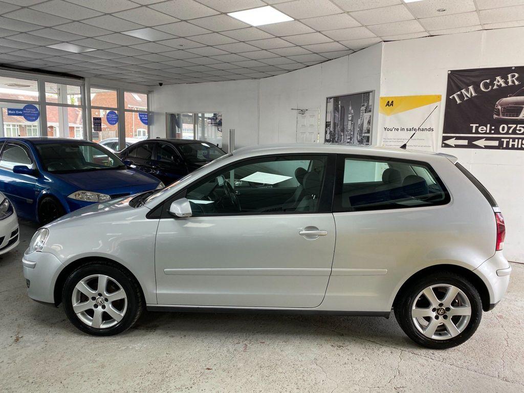 Volkswagen Polo Hatchback 1.6 Sport 3dr
