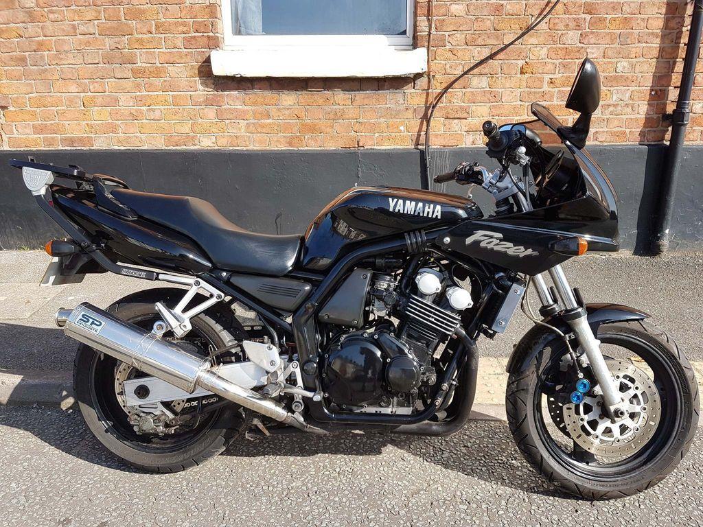 Yamaha FZS600 Tourer 600 Fazer