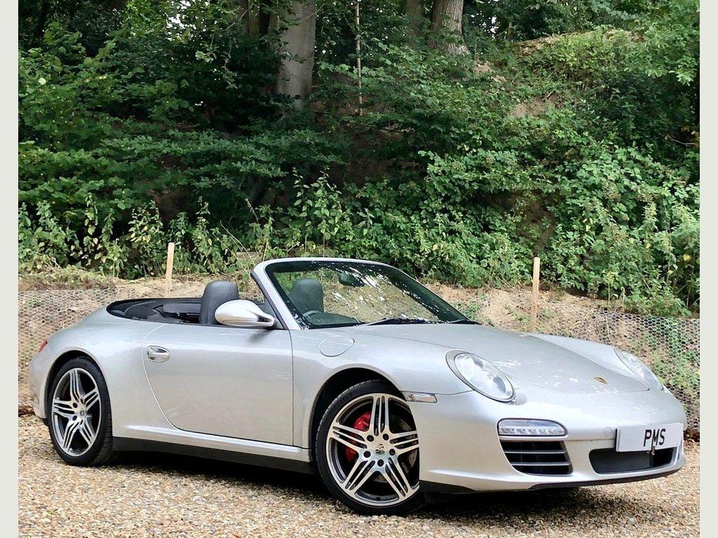 Porsche 911 Convertible 3.8 997 Carrera 4S Cabriolet AWD 2dr