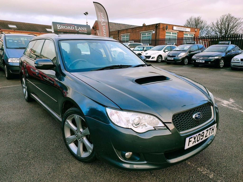 Subaru Legacy Estate 2.0 D R Sports Tourer 5dr