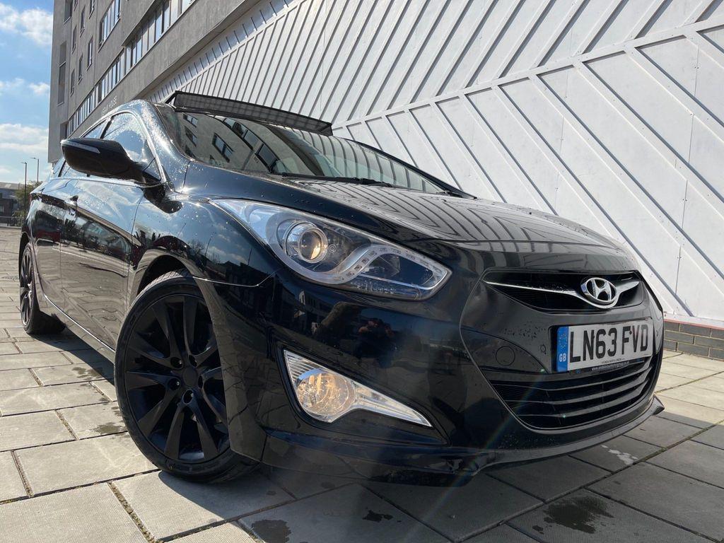 Hyundai i40 Saloon 1.7 CRDi Premium 4dr