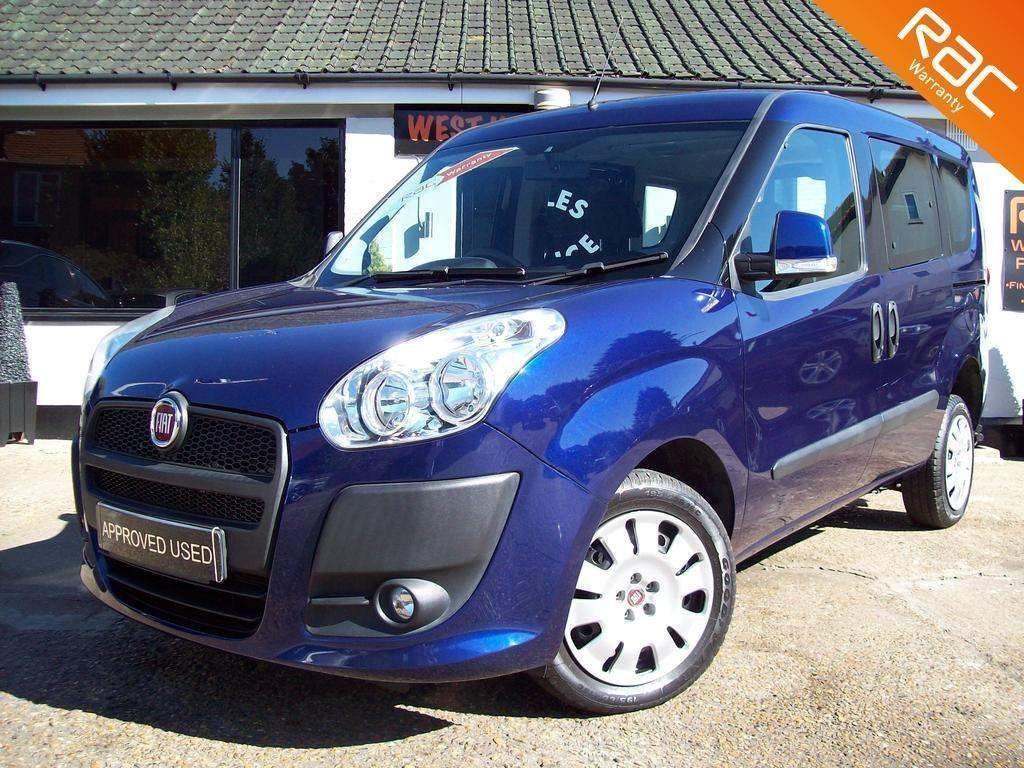 Fiat Doblo Estate 1.4 MyLife 5dr