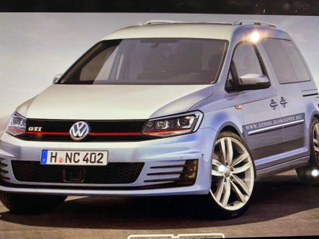 Volkswagen Caddy Panel Van SPORTLINE EDITION R,MK 5