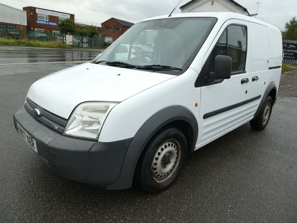 Ford Transit Connect Panel Van 1.8 TDCi T200 Lead-In Panel Van SWB 4dr
