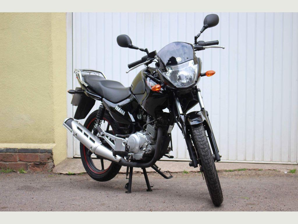 Yamaha YBR Naked 125 Naked
