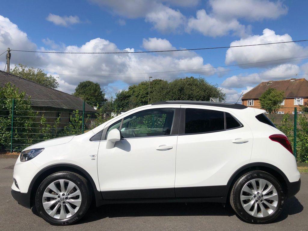 Vauxhall Mokka X SUV 1.4i Turbo Elite Nav Auto 4WD (s/s) 5dr