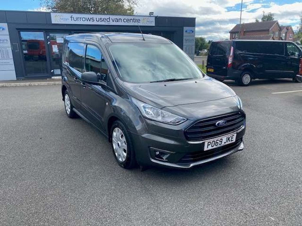 Ford Transit Connect Other 1.5 220 EcoBlue Trend DCIV L1 EU6 (s/s) 6dr