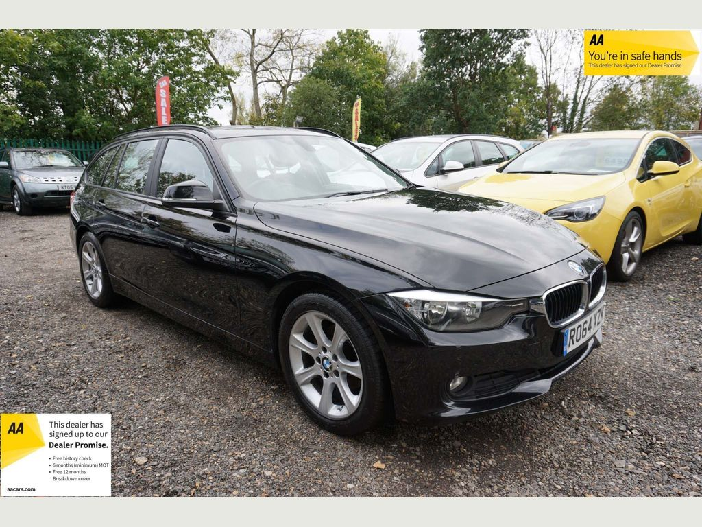 BMW 3 Series Estate 1.6 316i ES Touring (s/s) 5dr