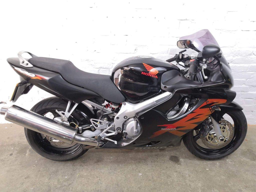 Honda CBR600F Unlisted