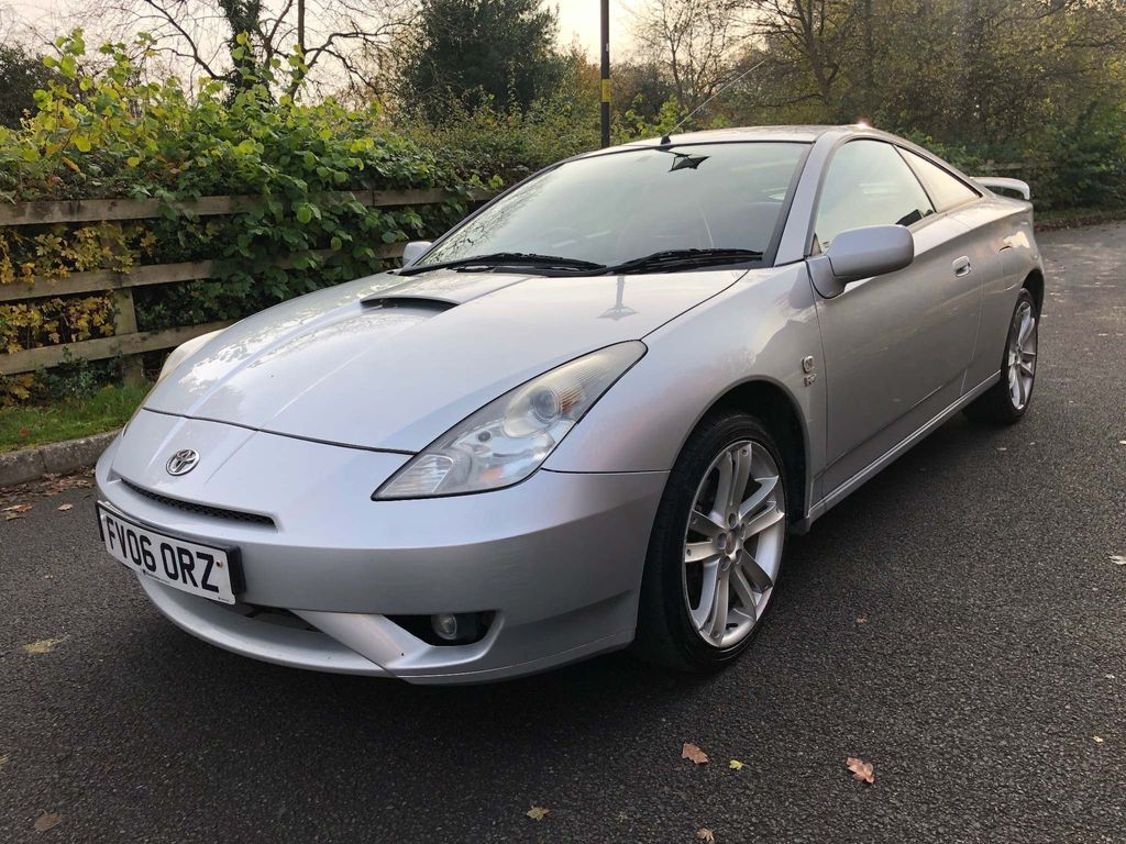 Toyota Celica Coupe 1.8 VVT-i Celica Red 3dr