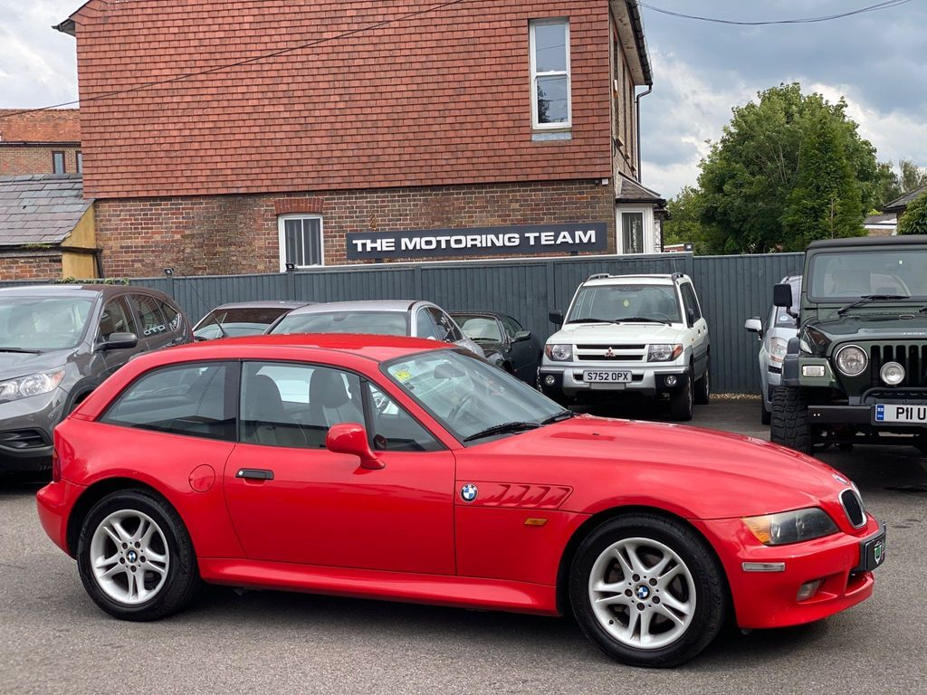 BMW Z3 Convertible 2.8i COUPE 5 SPEED MANUAL