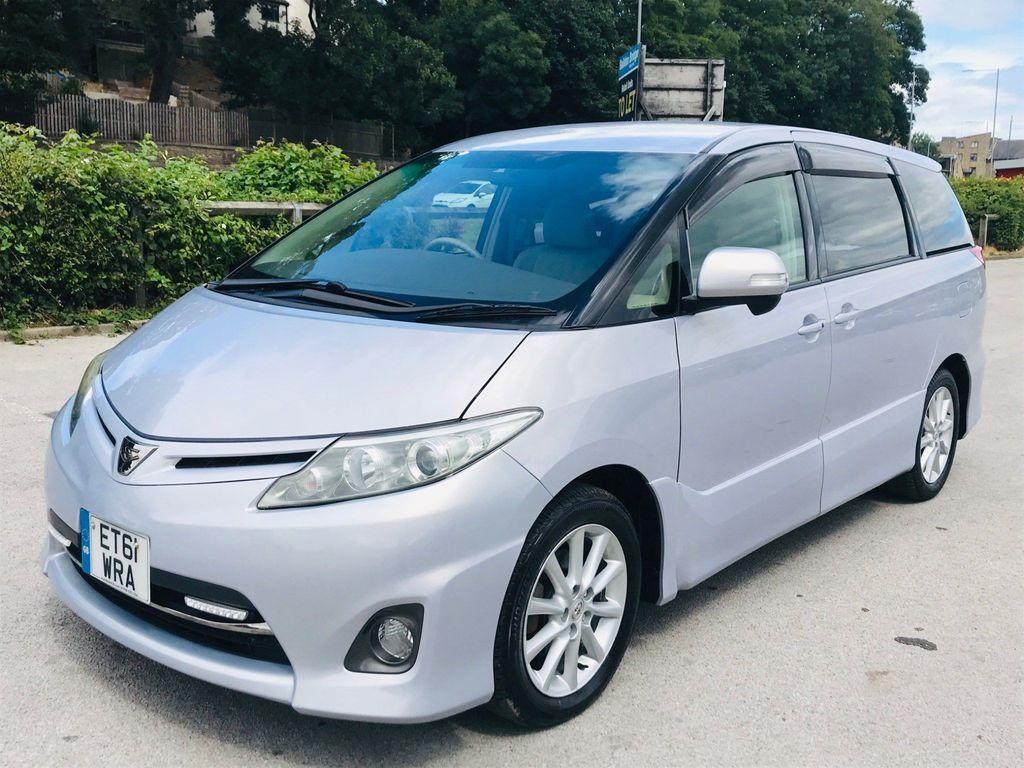 Toyota Estima MPV 2.4 AUTO AERAS GRAND EDITION 8 SEATER