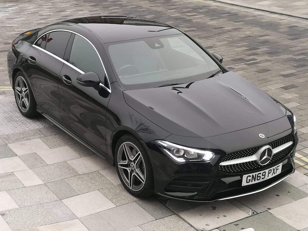 Mercedes-Benz CLA Class Coupe 1.3 CLA200 AMG Line 7G-DCT (s/s) 4dr