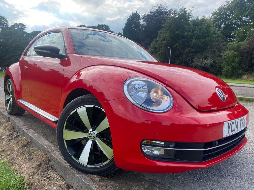 Volkswagen Beetle Hatchback 1.4 TSI Sport 3dr