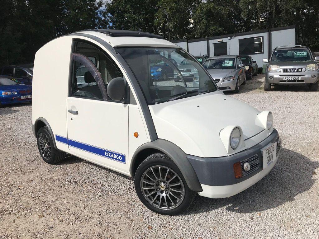 Nissan S-Cargo Car Derived Van