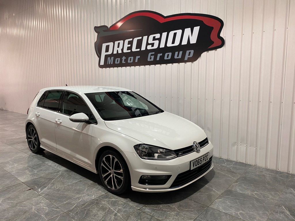 Volkswagen Golf Hatchback 2.0 TDI BlueMotion Tech R-Line (s/s) 5dr