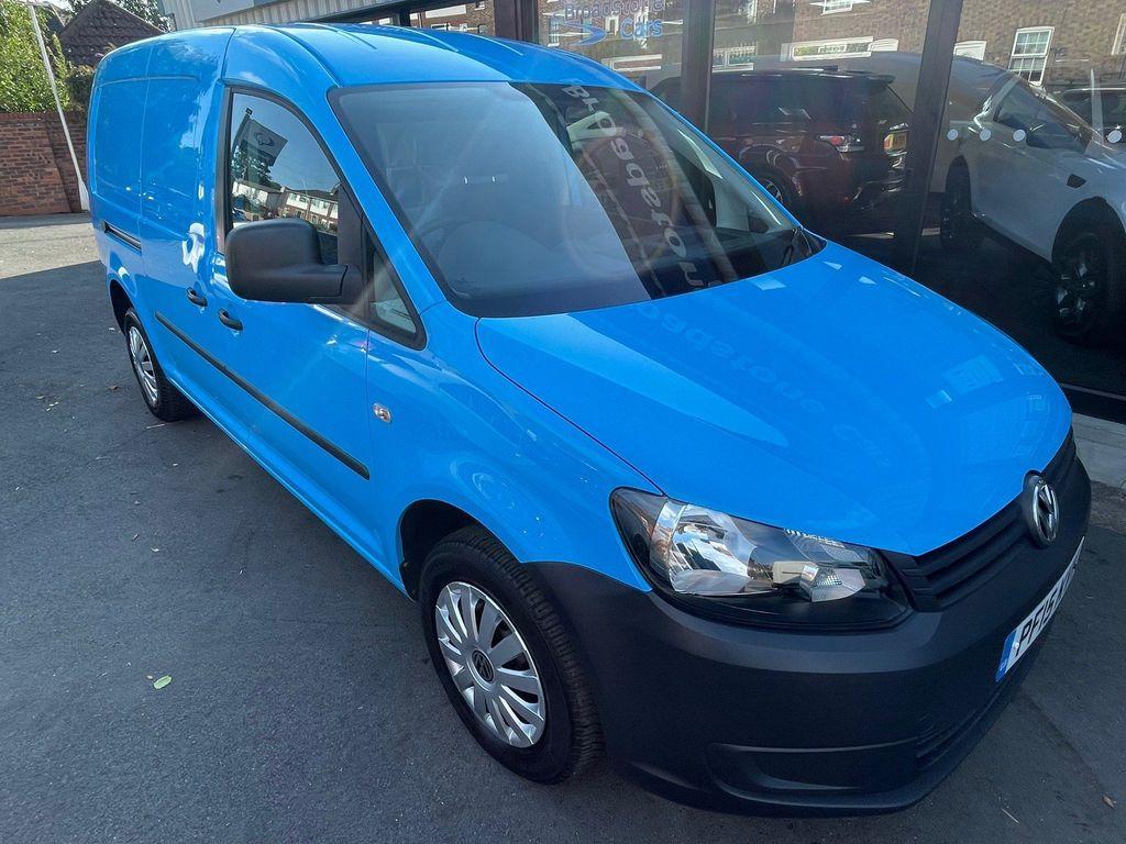Volkswagen Caddy Maxi Panel Van