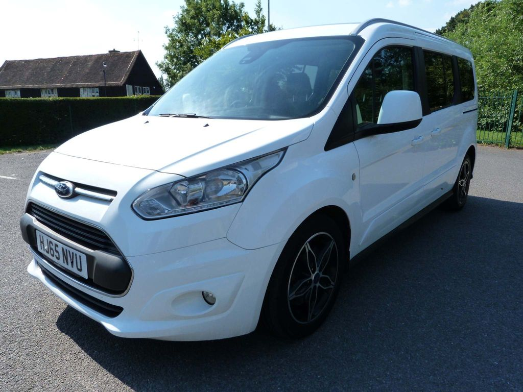 Ford Grand Tourneo Connect MPV 1.5 TDCi Titanium (s/s) 5dr (EU6)