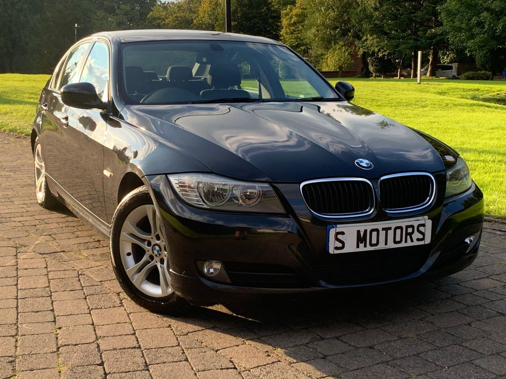 BMW 3 Series Saloon 2.0 318d ES 4dr