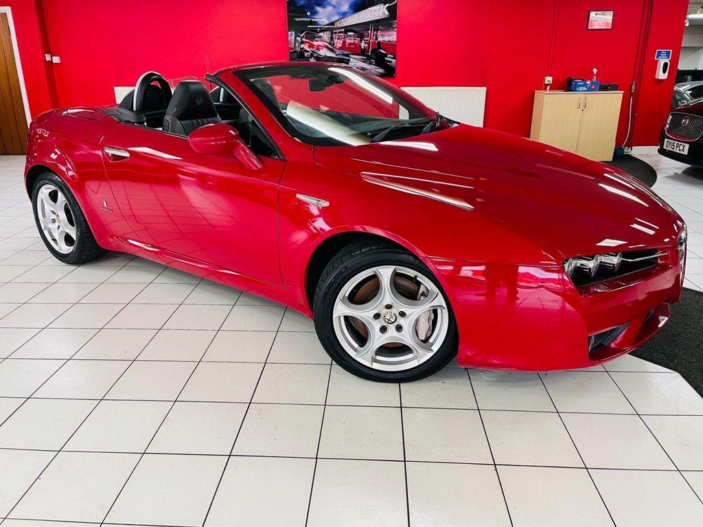 Alfa Romeo Spider Convertible 2.4 JTDM 2dr