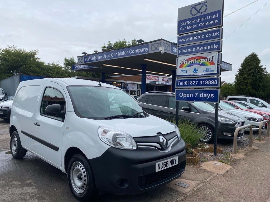 Renault Kangoo Panel Van 1.5 dCi ML19 Business L2 H1 EU5 5dr