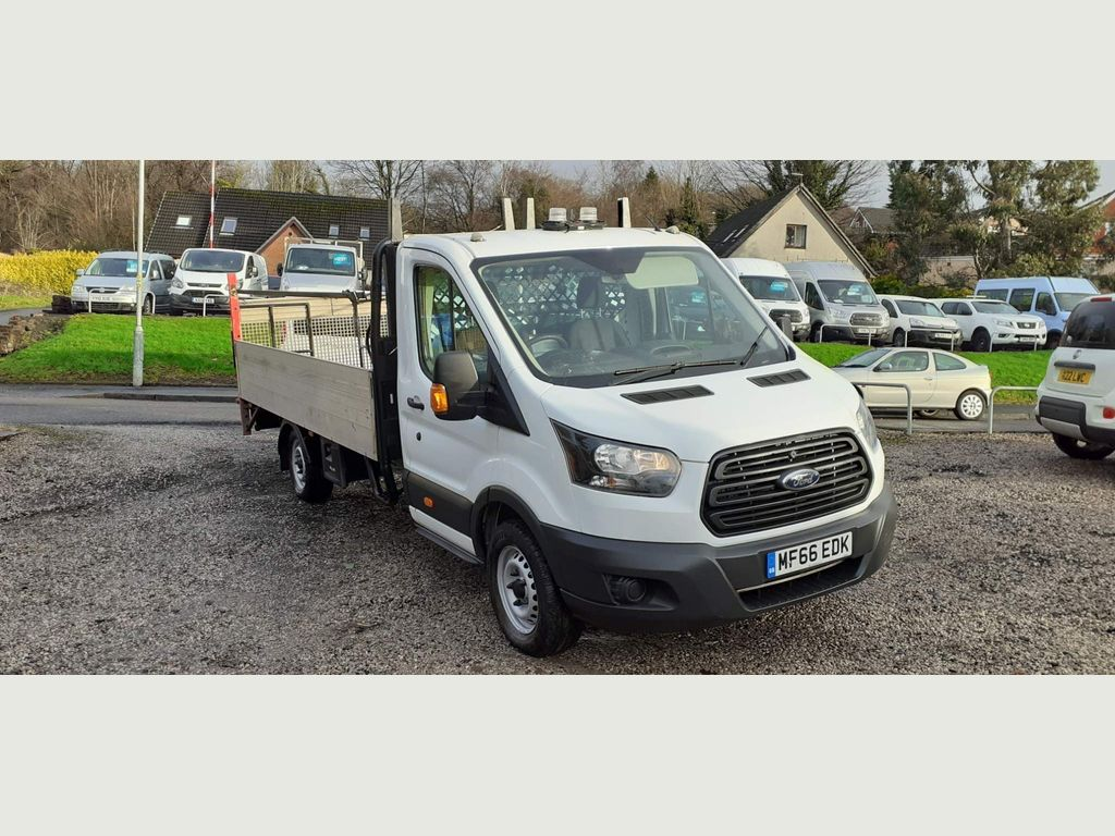 Ford Transit Chassis Cab 2.0 350 EcoBlue Premium RWD L4 EU6 (s/s) 2dr (DRW)